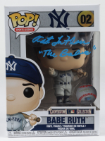 "Art LaFleur Signed Yankees #02 Babe Ruth Funko Pop! Vinyl Figure Inscribed ""The Babe"" (AutographCOA Hologram) (See Description) at PristineAuction.com"