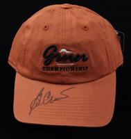 Ben Crenshaw Signed Ginn Championship Logo Back Nine Adjustable Hat (JSA COA) (See Description) at PristineAuction.com