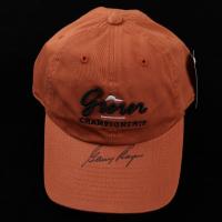 Gary Player Signed Ginn Championship Logo Back Nine Adjustable Hat (JSA COA) (See Description) at PristineAuction.com