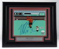 "Mike Tyson Signed ""Punch-Out!!!"" 13.5x16.5 Custom Framed Photo Display (JSA COA & Fiterman Sports Hologram) at PristineAuction.com"