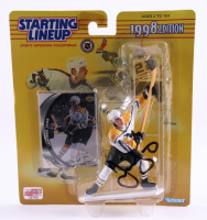 Jaromir Jagr Signed Penguins Starting Lineup Figure in Original Case (Jagr COA) at PristineAuction.com