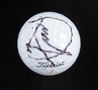 Tony Finau Signed Golf Ball (Beckett COA) at PristineAuction.com