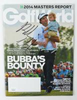 Bubba Watson Signed 2014 Golf World Magazine (JSA COA) (See Description) at PristineAuction.com