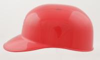"""Chris Sabo Signed Reds Full-Size Batting Helmet Inscribed """"88 NL ROY"""" (JSA COA) at PristineAuction.com"""