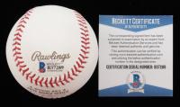 Kyle Hendricks Signed 2016 World Series Baseball (Beckett COA) at PristineAuction.com