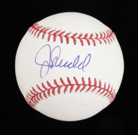 Joe Maddon Signed OML Baseball (Beckett COA) at PristineAuction.com