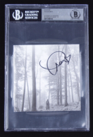 "Taylor Swift Signed ""Folklore"" CD Album Cover (BGS Encapsulated) at PristineAuction.com"