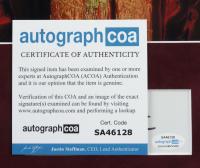 "Natalie Portman Signed ""Star Wars"" 18.25x22.25 Custom Framed Cut Display (AutographCOA COA) (See Description) at PristineAuction.com"