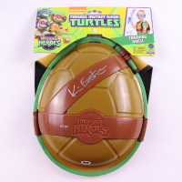 """Kevin Eastman Signed """"Teenage Mutant Ninja Turtles"""" Half-Shell Heroes Training Shell with Original Packaging (BAM! Authentic COA) at PristineAuction.com"""