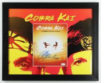 "Ralph Macchio Signed ""Cobra Kai"" 18.5x22 Custom Framed Photo Display (AutographCOA COA) at PristineAuction.com"