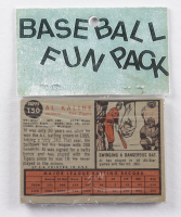 1962 Topps Baseball Card Fun Pack with (10) Cards (See Description) at PristineAuction.com