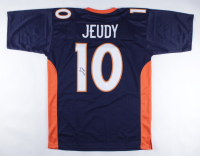 Jerry Jeudy Signed Jersey (JSA COA) at PristineAuction.com