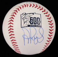 Albert Pujols Signed 600 Home Runs OML Baseball (JSA COA) at PristineAuction.com