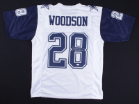 Darren Woodson Signed Jersey (JSA COA) at PristineAuction.com