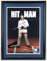 Don Mattingly Signed Yankees 22x29 Custom Framed Photo Display (Ironclad Hologram) (See Description) at PristineAuction.com