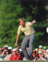 "Jack Nicklaus Signed 11x14 Photo Inscribed ""Best Regards"" (PSA COA) (See Description) at PristineAuction.com"