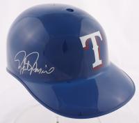 Rafael Palmeiro Signed Rangers Full-Size Batting Helmet (JSA COA) at PristineAuction.com