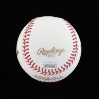 "Dave Roberts Signed 2020 World Series Baseball Inscribed ""2020 WS Champs"" (JSA COA) at PristineAuction.com"