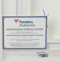Anthony Rizzo Signed 2016 World Series Cubs Logo Baseball Base (Fanatics Hologram) at PristineAuction.com