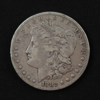 1882-S Morgan Silver Dollar at PristineAuction.com