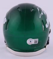 Corey Davis Signed Jets Speed Mini Helmet (Beckett Hologram) at PristineAuction.com