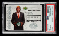 Kevin Durant 2007-08 Upper Deck First Edition Draft Notices #DN2 RC (PSA 10) at PristineAuction.com
