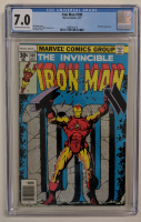 "1977 ""Iron Man"" Issue #100 Marvel Comic Book (CGC 7.0) at PristineAuction.com"