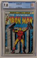 "1977 ""Iron Man"" Issue #100 Marvel Comic Book (CGC 7.0) at PristineAuction.com"