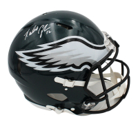 Randall Cunningham Signed Eagles Full-Size Authentic On-Field Speed Helmet (Radtke Hologram) at PristineAuction.com