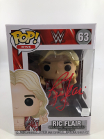 "Ric Flair Signed ""WWE"" Ric Flair #63 Funko Pop! Vinyl Figurine (JSA COA) at PristineAuction.com"