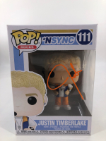 Justin Timberlake Signed NSYNC #111 Funko Pop! Rocks Vinyl Figure (JSA COA) at PristineAuction.com