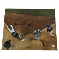Randy Arozarena Signed Rays 16x20 Photo (JSA COA) at PristineAuction.com