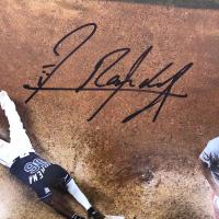Randy Arozarena Signed Rays 16x20 Photo (JSA COA) at PristineAuction.com