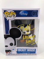 "Bret Iwan Signed Disney #01 Mickey Mouse Funko Pop! Vinyl Figure Inscribed ""Mickey Mouse"" (JSA Hologram) at PristineAuction.com"