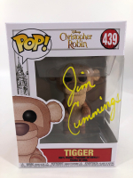 "Jim Cummings Signed ""Christopher Robin"" #439 Tigger Funko POP! Vinyl Figure (JSA COA & PA COA) at PristineAuction.com"