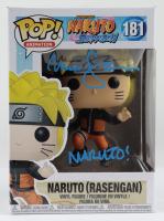 "Maile Flanagan Signed ""Naruto Shippuden"" Nartuto #71 Funko Pop! Vinyl Figure Inscribed ""Naruto!"" (PSA COA) at PristineAuction.com"