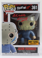 """Ted White Signed """"Friday the 13th"""" #361 Funko Pop! Vinyl Figure Inscribed """"Jason 4"""" (PSA COA) at PristineAuction.com"""