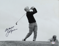 "Jack Nicklaus Signed 11x14 Photo Inscribed ""All the Best"" (PSA COA) (See Description) at PristineAuction.com"