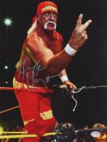 Hulk Hogan Signed 11x14 Photo (PSA COA) at PristineAuction.com
