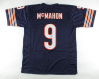 Jim McMahon Signed Jersey (Beckett COA) at PristineAuction.com