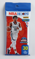 2020-21 NBA Hoops Basketball Cello Pack with (30) Cards at PristineAuction.com