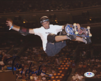 Tony Hawk Signed 8x10 Photo (PSA COA) at PristineAuction.com