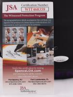 Willis McGahee Signed Ravens Full-Size Eclipse Alternate Speed Helmet (JSA COA) at PristineAuction.com