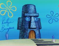 "Rodger Bumpass Signed ""SpongeBob SquarePants"" 11x14 Photo (PSA COA) at PristineAuction.com"