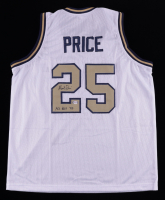"""Mark Price Signed Jersey Inscribed """"ACC ROY '83"""" (PSA COA) at PristineAuction.com"""