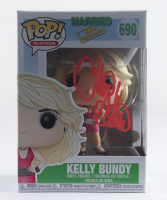 "Christina Applegate Signed ""Married... with Children"" #690 Kelly Bundy Funko Pop! Vinyl Figure (JSA COA) at PristineAuction.com"