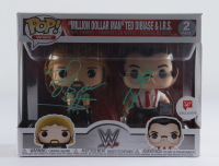 Ted DiBiase & I.R.S. Signed WWE Dual Funko Pop! Vinyl Figure (JSA COA) (See Description) at PristineAuction.com