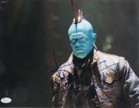 """Michael Rooker Signed """"Guardians Of The Galaxy"""" 11x14 Photo Inscribed """"Yondu"""" (JSA COA) (See Description) at PristineAuction.com"""