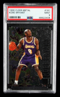 Kobe Bryant 1996-97 Fleer Metal #181 RC (PSA 9) at PristineAuction.com