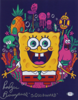 "Rodger Bumpass Signed ""SpongeBob SquarePants"" 11x14 Photo Inscribed ""Squidward"" (PSA COA) at PristineAuction.com"